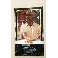 Portable Waterproof Printed  Plastic Cigar Bags With Customize Size And Design Manufactures