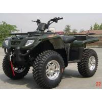 EEC & EPA Approved 400CC 4� ATV, 2WD To 4WD Switch Manufactures