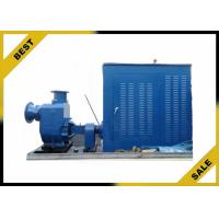 Large 56kw High Volume Diesel Engine Water Pump Eletrical Starting Method Manufactures