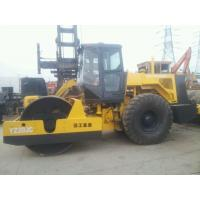 Quality Xcmg YZ20JC Second Hand Road Roller , 20 Ton Vibratory Road Roller Year 2012 for sale