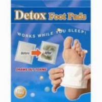 China Detox Foot Pads on sale
