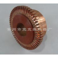 China DC Traction Motor XQ-3-6 57 Segment Commutator Simple Structure Linear Type on sale