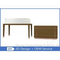 Simple Nice Jewelry Shop Counter / Jewelry Counter Showcase Manufactures