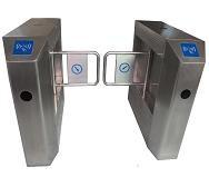 Pedestrian Control Swing Barrier Intelligentized With Good Corosion Resistance Manufactures