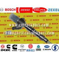 BOSCH DIESEL INJECTOR,BOSCH COMMON RAIL INJECTOR,0445120222 FOR WEICHAI 612600080618 Manufactures