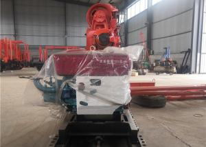 XY-1A Portable Mining Drill Rig , 150m Drill Depth Hard Rock Drilling Machine Manufactures