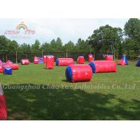 Multi Player Inflatable Purple Paintball/ Paintball with Brand Logo Manufactures