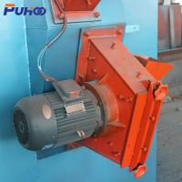 Electric Fuel Shot Blasting Machine Parts Turbine With One Year Warranty Manufactures