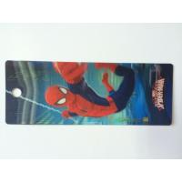 3D Multi color Printing 0.6mm PET 3D Lenticular Bookmarks With Custom Size SGS Manufactures