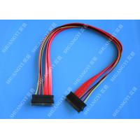 SATA Data and Power Dual Extension Cable Data Cable For HDD Manufactures