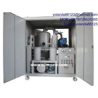 Enclosed Type Vacuum Transformer Oil Processing, Dielectric Oil Purification System ZYD-W Manufactures
