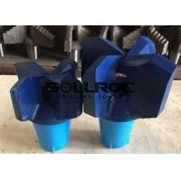 "3""-15"" Step / Chevron Drag Bits Tungsten Carbide Insert Bit For Soft To Medium Formations Manufactures"