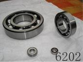 Quality 6202 Deep Groove Ball Bearings,6202Z, 6202ZZ, 6202RZ,6202 2RZ,6202RS, 6202 2RS Bearing for sale
