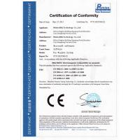 Minko (HK) Technology Co.,Ltd Certifications