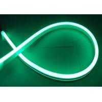24 Volt Neon LED Strip Lights 6mm Top View For Theme Party Decoration Manufactures