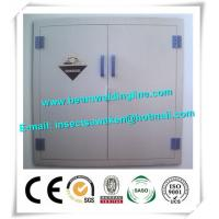 PP Fire Resistant File Cabinet For Hydrochloric / Sulfuric / Nitric Acid Storage Cabinets Manufactures