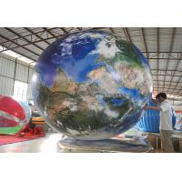 Opening Ceremony Inflatable Advertising Balloons / Inflatable Earth Ball Manufactures