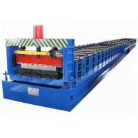 Building Material Metal Floor Deck Roll Forming Machine with 2 Years Warranty Manufactures