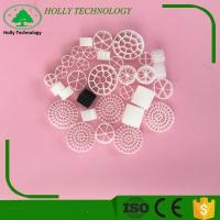 Polyethylene Moving Bed Bio Filter Media For Printing And Dyeing Water Treatment Manufactures