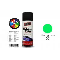 Fluo Green Color Liquid Rubber Spray For Protecting Various Surfaces  Manufactures