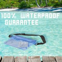 Light Weight Waterproof Packs And Bags For Beach Swiming Underwater 5M