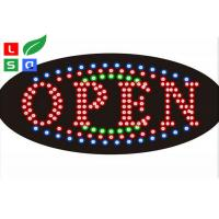Quality RGB Color Chasing Outdoor LED Light Box Excellent Visiblity For Fast Food Shop for sale