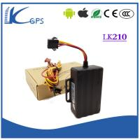 High quality sms reset gps tracker LK210 mini gprs gps tracker Manufactures