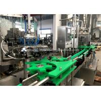 Glass Bottle Beverage Filling Machine Linear Type Small Scale Beer Bottling Machine Manufactures