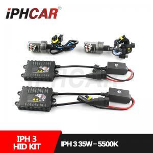 IPHCAR auto parts kits Hid bi-xenon ballast 35W canbus ballast hid bulb hid kits for car Manufactures