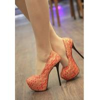 2012 New Spring Sexy High-heeled Shoes Manufactures