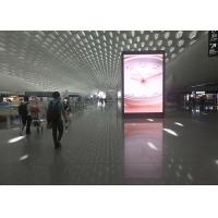Mutil Color Full Color Large LED Screen HD 1/16 Scan P5 For Meeting Room Manufactures