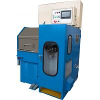 120 / 24D Super Fine Wire Drawing Machine For 0.025-0.06mm Finished Product Manufactures