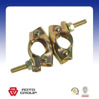 Exclusive offer: cut-price dependable steel scaffolding clamps for sale in construction Manufactures