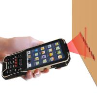 Buy cheap Goden Metal Frame Android hand scanner Barcode  4.0 inch GPS GPRS Bluetooth WIFI Connection from wholesalers