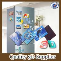lenticular 3d magnet for promotional gifts Manufactures
