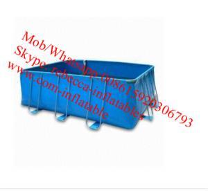 Quality intex frame pool metal frame swimming pool metal frame pool for sale