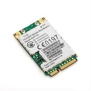 Non - transparent IP protocol stack HSDPA 3.6 Mbps DL / 384 Kbps UL Mini 3G Module, ssd mini pcie Manufactures