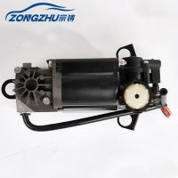 High Volume WABCO Air Suspension Compressor Pump Aluminium Electric Front For Car Manufactures
