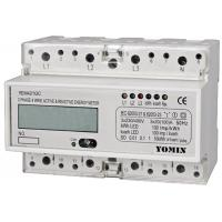 Three Phase Four Wire Electronic Active Energy Meter With RS485 Communication Manufactures