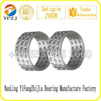 Quality wholesale sliding bushings, ball bearing cage bushings,ball retainer with full for sale