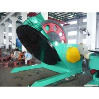 Stands Pipe Weight 5 Tons Welding Positioner Turning Table Use Schneider VFD Control Revolving Speed Manufactures