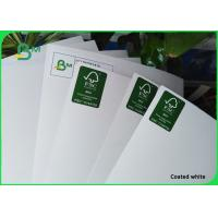 Smooth White Coated 270gsm Back Grey Duplex Board 1160mm Roll Manufactures