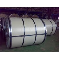 SGCC , DX51D JIS G3302 1998 Cold Rolled Galvanized Steel Coil 0.15mm / 2mm / 3.5mm Manufactures