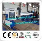 Metal Steet Gantry Type CNC Plasma Cutting Machine , CNC Flame Plasma Cutting Machine Manufactures