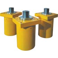Multi Function Heavy Duty Welded Hydraulic Cylinders For Container Transport Manufactures