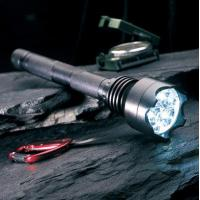480 Lumens Rechargeable Cree Xr-e LED 3W Aluminum Flashlight Manufactures