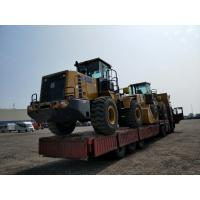 ZL50GN 5 Ton Articulated Wheel Loader With Weichai Engine 1 Year Warranty Manufactures