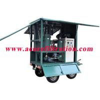 MTP Mobile Trailer Type High Vacuum Transformer Oil Purification Systems Manufactures