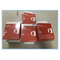 Business Microsoft Office 2016 Standard Windows English PC Key Card Online Activation Manufactures
