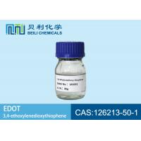 Buy cheap 99.9% purity Patented product  EDOT / EDT CAS 126213-50-1 1.34g/cm3 Density from wholesalers